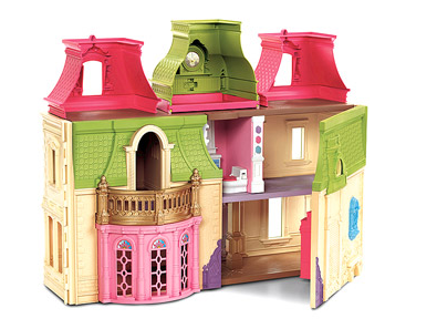 Walmart Fisher Price Loving Family Dream Dollhouse Only 39 97