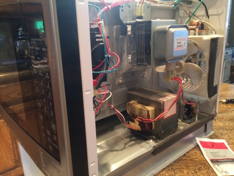 how to repair fix your microwave