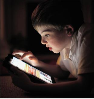 technology kids self-esteem internet safety for children