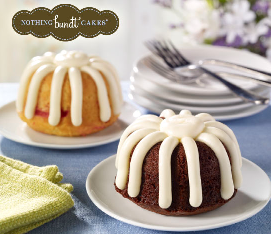 Nothing Bundt Cakes Coupon July