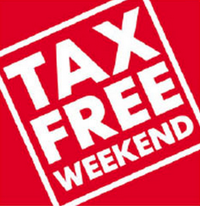 Tax Free Weekend Clothing Stores