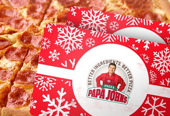 DEAL EXTENDED* Groupon: FREE Large Pizza with $25 Papa John's Gift ...