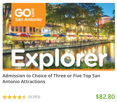 san antonio deals coupons