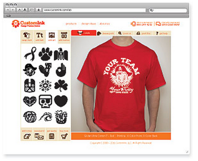 Custom Ink Design Your Own T Shirts In Minutes W Free