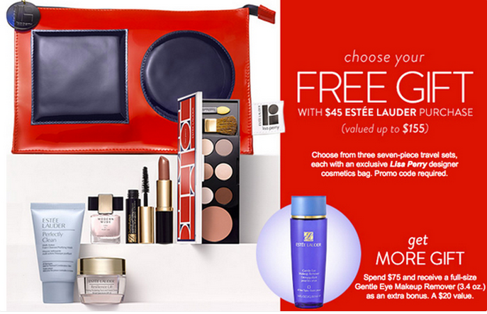 Nordstrom: FREE Estee Lauder Gift with Purchase! ($155 Value) #freegift - ModMomTV