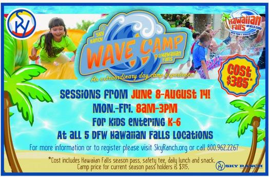 Hawaiian falls discount coupons