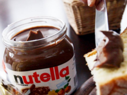 Nutella Brownies and Pies