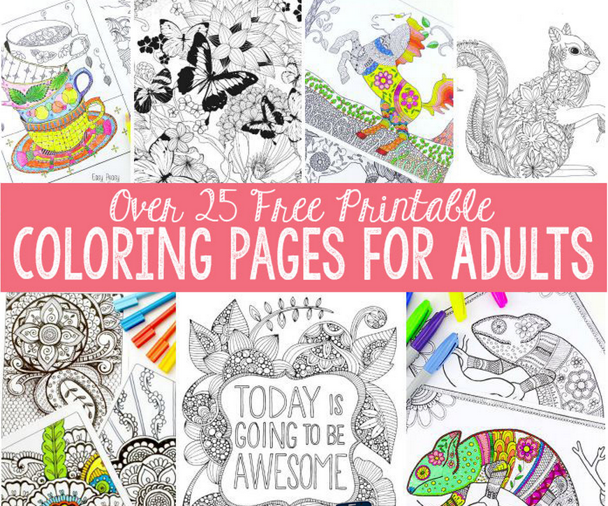 10 Bizarre Coloring Books For Adults Mental Floss