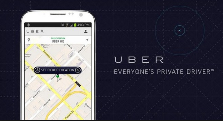 drive with uber make money