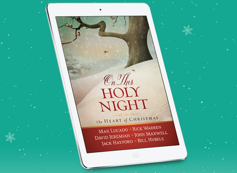 Max Lucado Christmas.Free Christmas Ebook On This Holy Night By Max Lucado