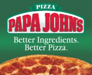 Papa John's coupons