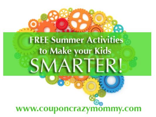 kids cheap free summer activities