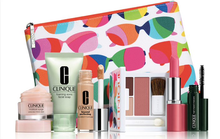 Nordstrom: Clinique FREE Gift with Purchase! ($70 Value) - ModMomTV