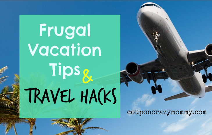travel hacking frugal vacation