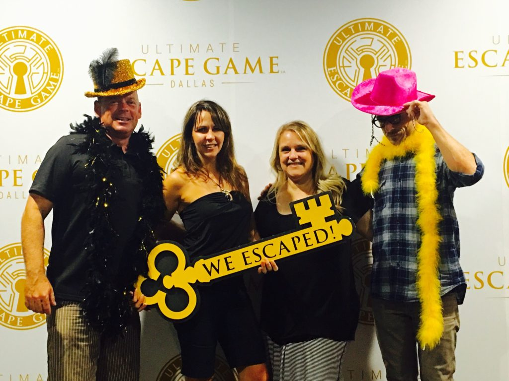 best dallas escape room deal