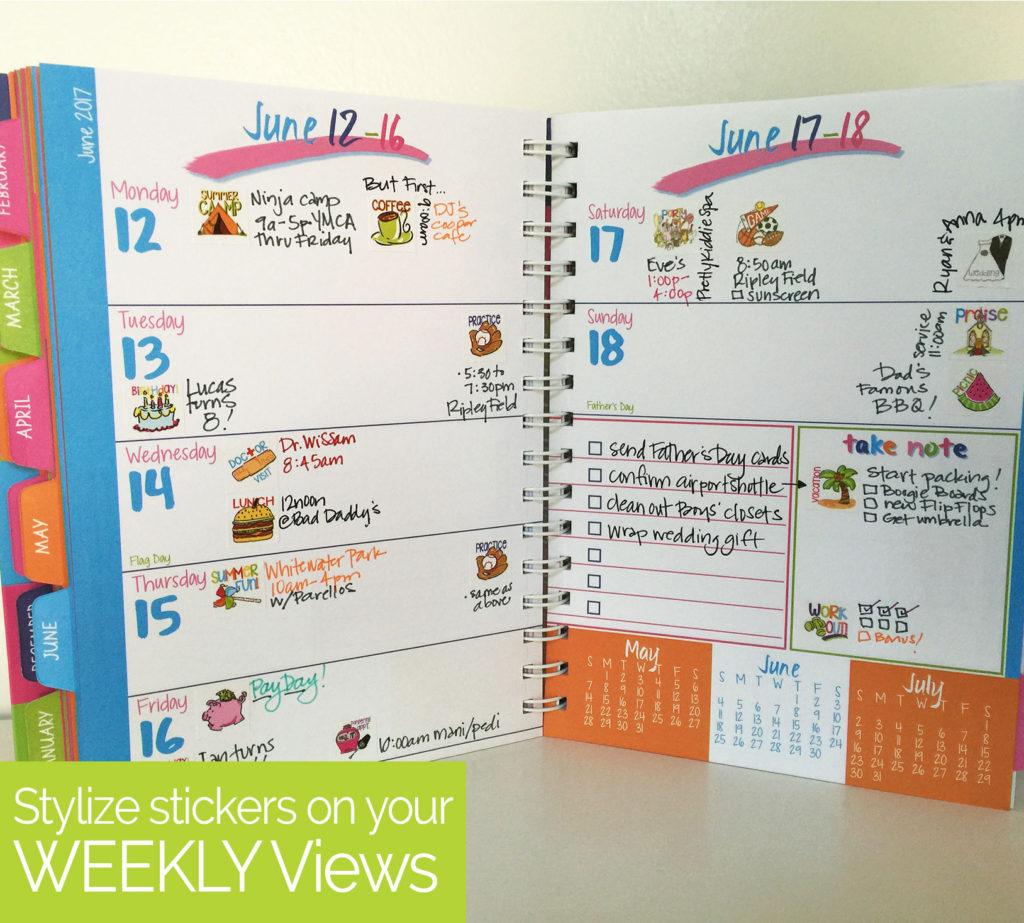 Back-to-School Reminder Binder Giveaway!
