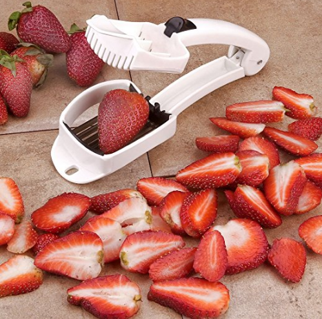mushroom strawberry slicer