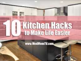 kitchen hacks tips