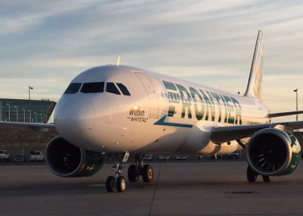 Frontier Airlines One Way Flights Starting At 19 Modmomtv