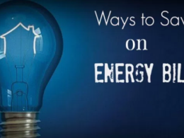 Ways to Save on Energy Bills