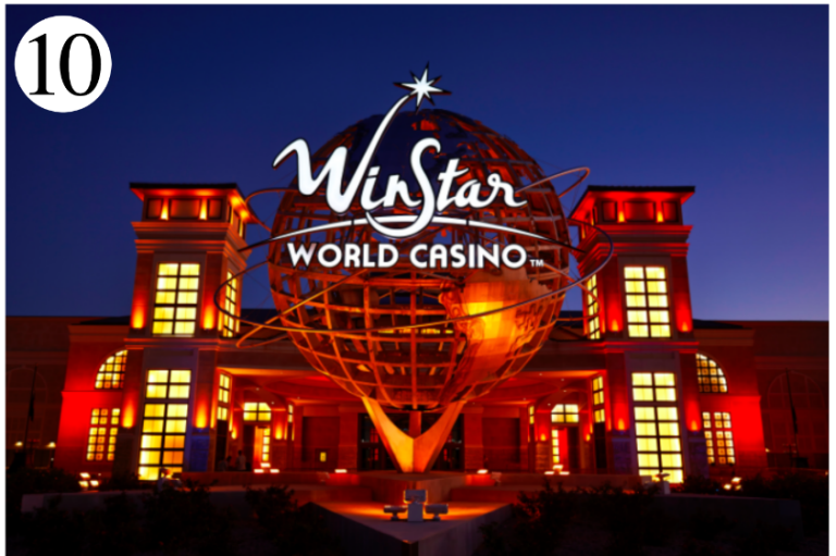 Casino getaways near me