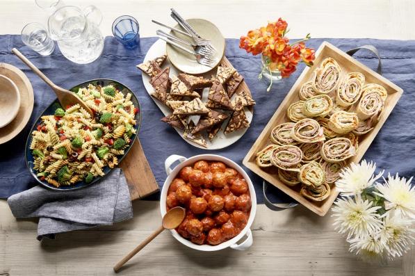 jason's deli catering trays