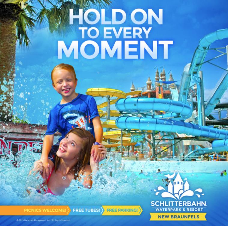 Schlitterbahn Summer Discount Deal