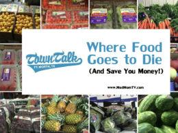 town talk foods bulk salvage ft. worth