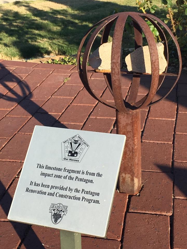 9/11 flight crew memorial grapevine texas