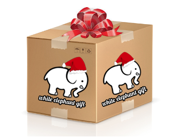 Weird Funny White Elephant Gifts party rules