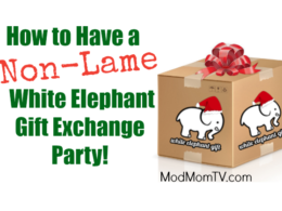 White Elephant Gift Exchange Party Rules