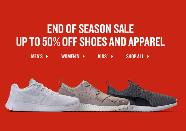Finish Line  Up to 50% off Shoes and Apparel   Men s Nike Air Max Fury  Running Shoes only  52.48 (Reg  120) f223fb5a2