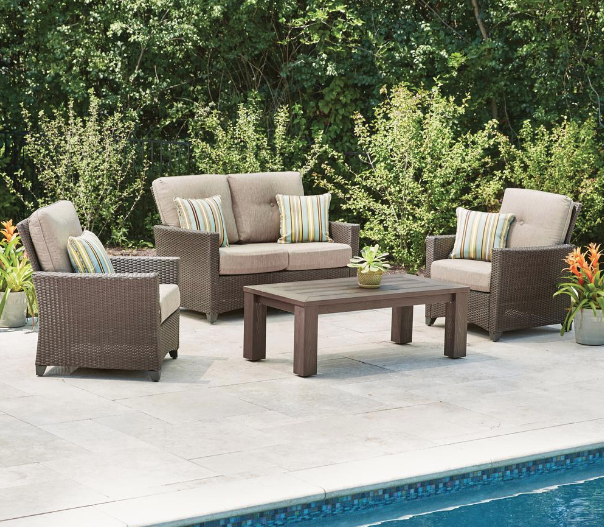 Home Depot: Up to 40% off Select Patio Furniture - ModMomTV