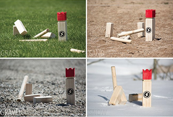 how do you play kubb game
