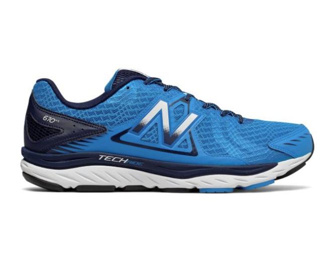 670v5 Running Shoes $38.99 (Reg. $79.99