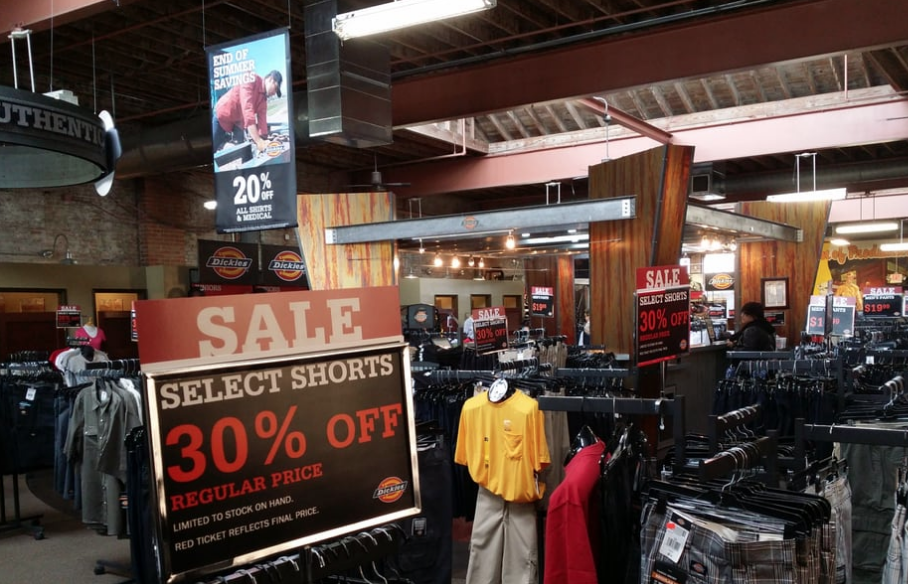 Ft. Worth Warehouse Sales Outlet Stores