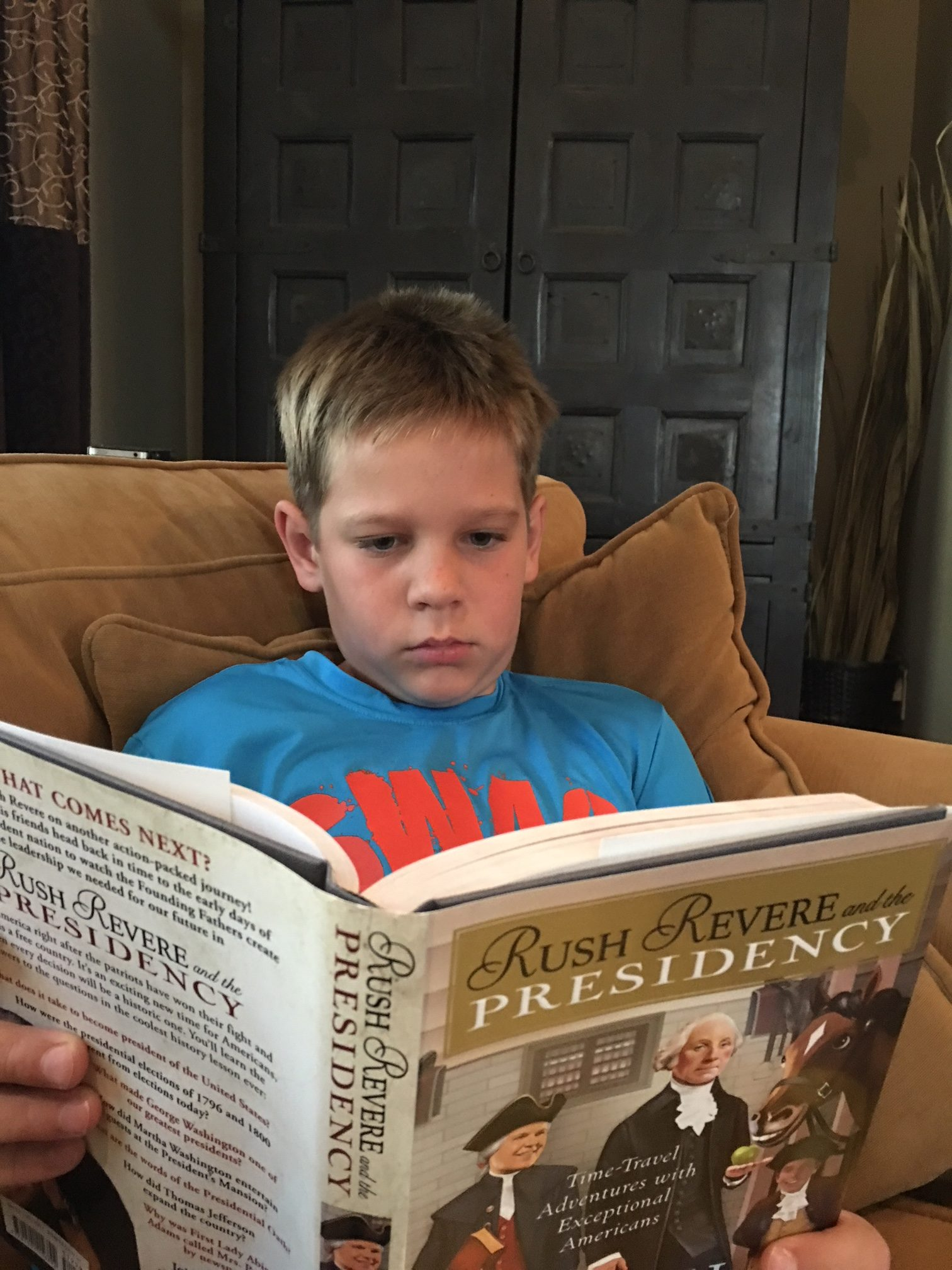 rush revere book review